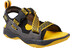 Keen Rock Iguana - Tongs Enfant - jaune/noir